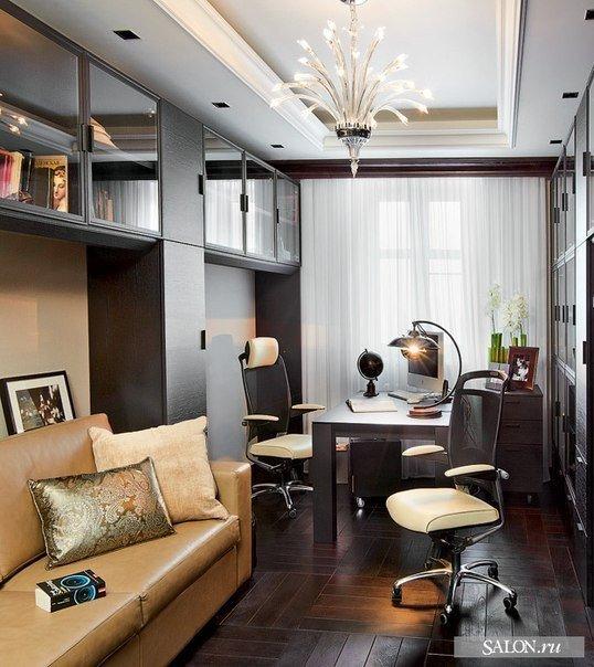 Дизайн кабинета идеи