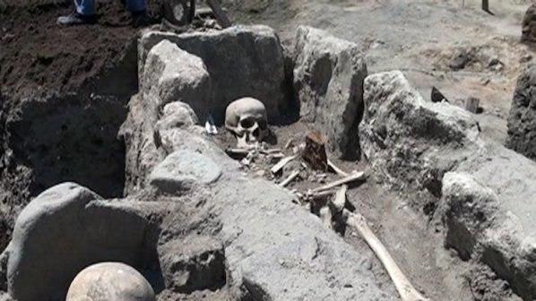 В Болгарии найдены два скелета вампиров 57PKIkm0FDU