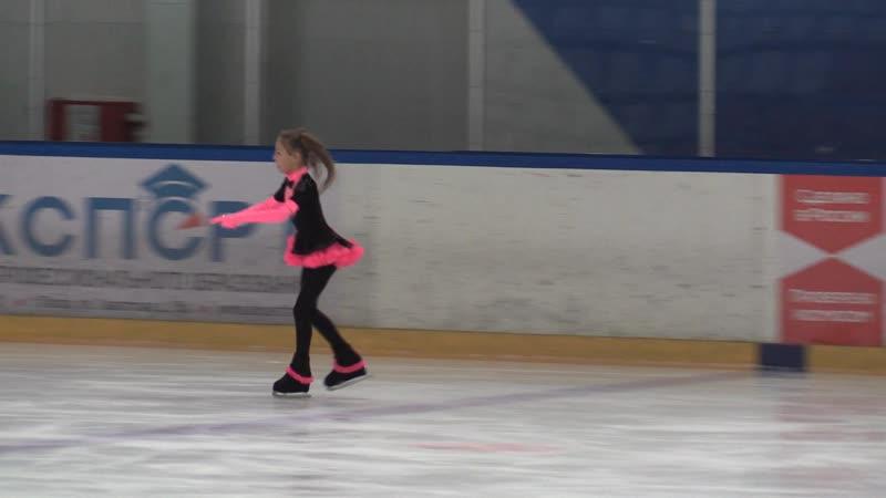 Лина Алексеева 3 юношеский 7 лет Псков