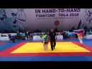Услада Кичигина чемпионка мира АРБ