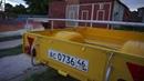 Прицеп модель 8119 производство военного завода в г.Рубцовск.