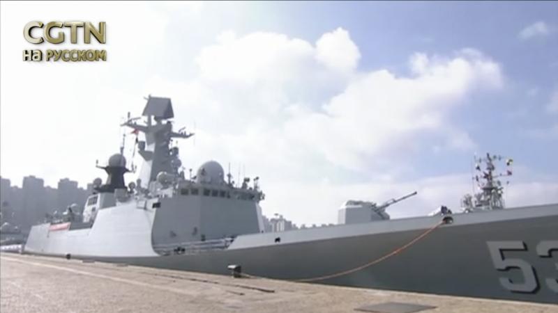 30-й отряд конвойных кораблей ВМС НОАК вышел из китайского порта Циндао для выполнения сопроводительных миссий в Аденском заливе