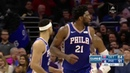 Detroit Pistons vs Philadelphia 76ers | December 10, 2018