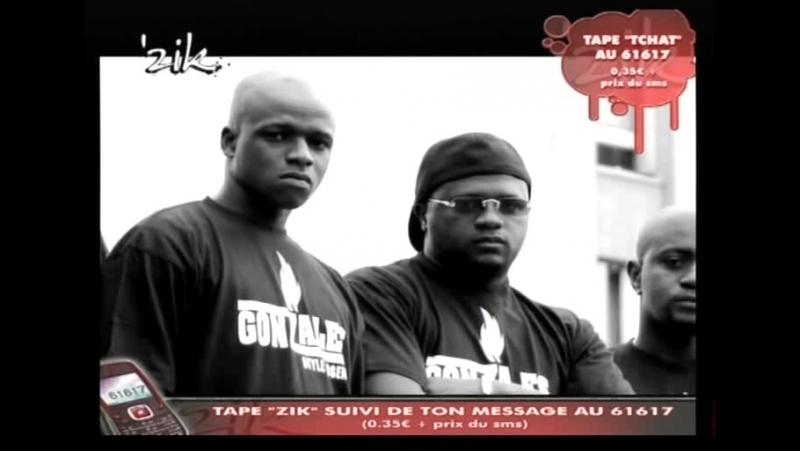 Gonzalez feat. Alpha 5.20 Balastik Dogg - 93 Gangster