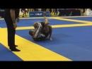 Джеремайя Вэнс (чёрный пояс, ученик Эдди Браво). IBJJF Chicago Open 2018.