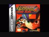Level 5 Mega Man Battle Network 4 Blue moon + Red sun Cyber Battle - Music Extended