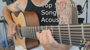 Top 5 Djent Songs on Acoustic