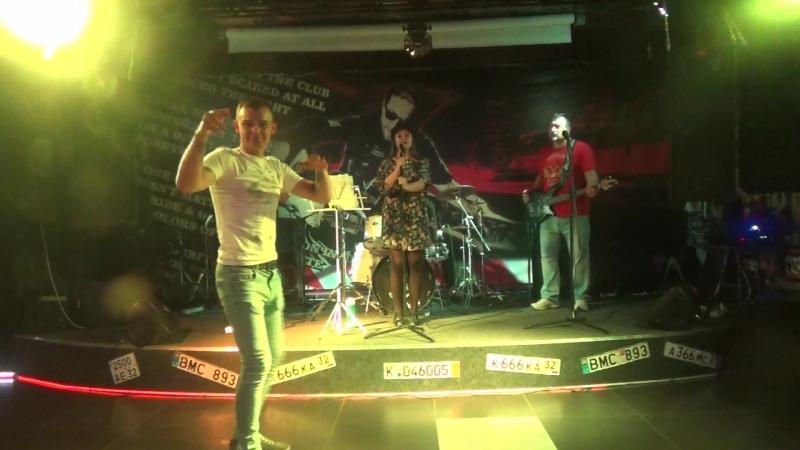 Туркова Band Depeche Mode Personal Jesus cover 21 09 2018 Club House