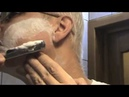 Бритьё опасной бритвой Bismark, Tree Kings straightt razor shaving