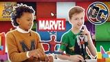 Мир мальчишек  •  ДАНИ и КИРИЛЛ: DC против MARVEL! Какие супергерои круче?