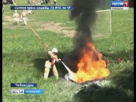 Школьники их Моргаушского района отправятся защищать честь республики на всероссийском слете юных п
