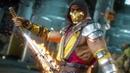 Mortal Kombat 11 Gameplay Scorpion/Baraka/Scarlet/Sonya (MK11) 2019