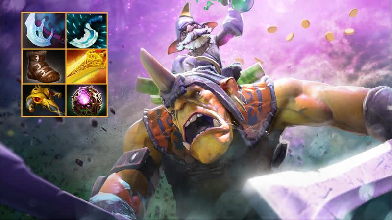Alchemist от Kodos Nemiga vs WuTang Map 5 Qiwi Team Play S2