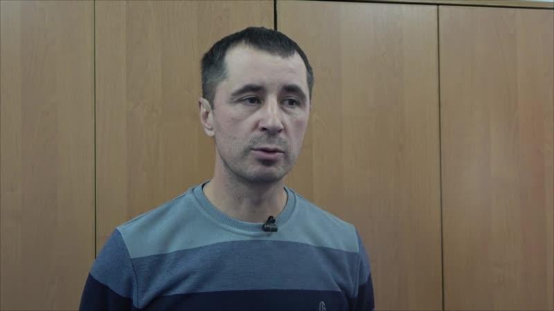 Роман Стасюк о матчах с московским Динамо