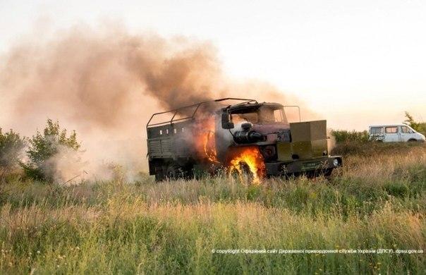 Госпогранслужба приостановила движение в 8 пунктах пропуска на востоке Украины - Цензор.НЕТ 1243