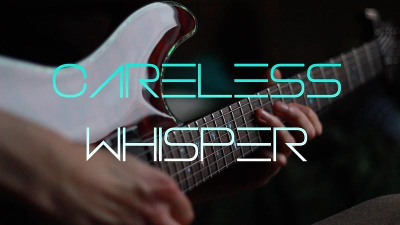 George Michael - Careless Whisper (Instrumental) Guitar cover by Robert UludagCommander Fordo