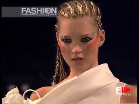 ANTONIO BERARDI SS 1998 Paris 3 of 5 p-a-p woman by Fashion Channel