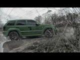 Jeep Grand Cherokee SRT8 -кто говорит что любовь нельзя купить