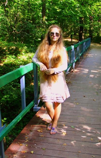 Юлия Аберкон, 1 декабря 1994, Москва, id18353372