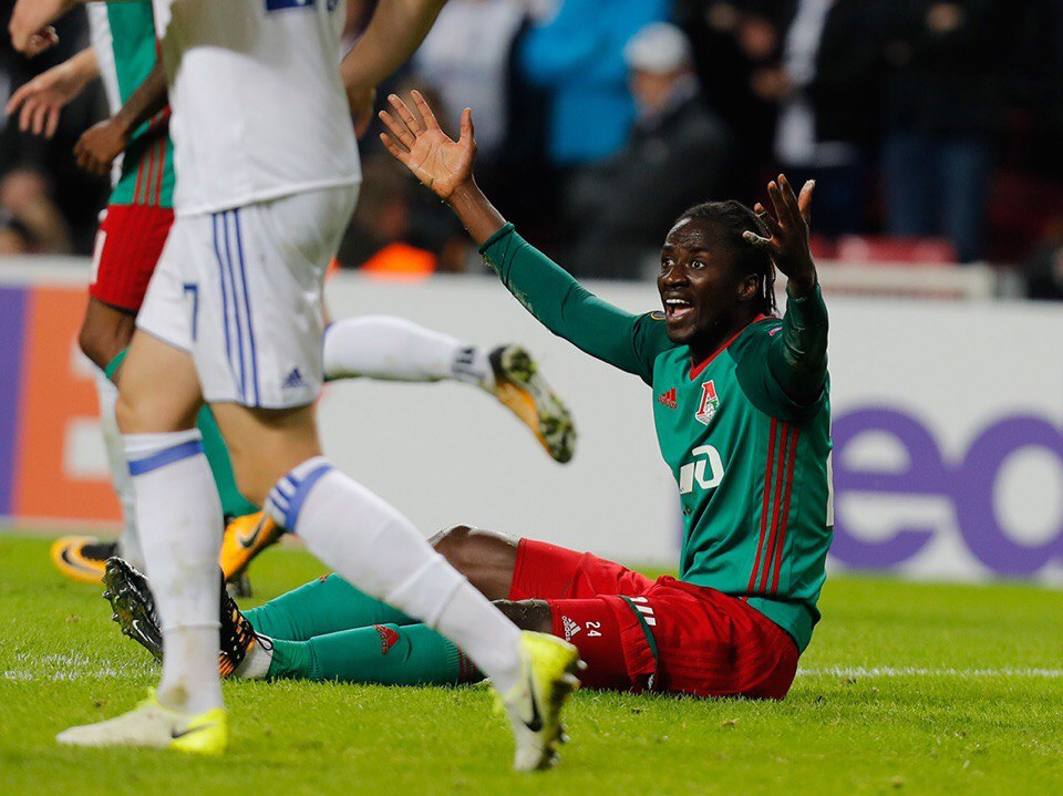 332. FC København (DEN) - Lokomotiv Moskva (RUS) 0:0