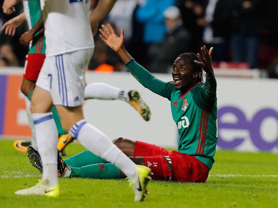 FC København - Lokomotiv Moskva 0:0. Как это было