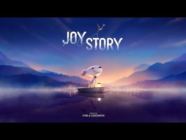 A Joy Story - Joy and Heron Short Animated Movie