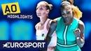 Serena Williams vs Karolína Plíšková Highlights | Australian Open 2019 Quarter-Finals