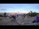The Grand Canyons Sunset TimeLaps 4k MotherPoint, USA, AZ, 2018
