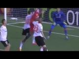 Валенсия 3-1 Севилья / Решающий гол Стефана Мбиа / Лига Европы / 1.05.14