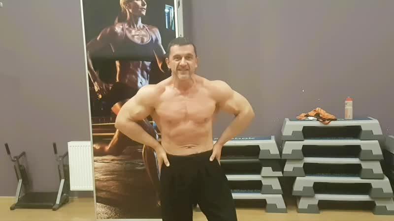 Дьяконов: тестовое позирование, 2018 г