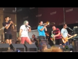 Distemper - Самое лучшее время ,live, фестиваль улетай 2018 20.07.2018