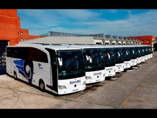 Автобусные путешествия по Турции