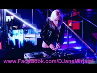 DJ Mirjami Live Set Frankfurt / Germany