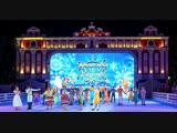 Арт-объекты на Тверском бульваре и ледовое шоу в Новопушкинском сквере