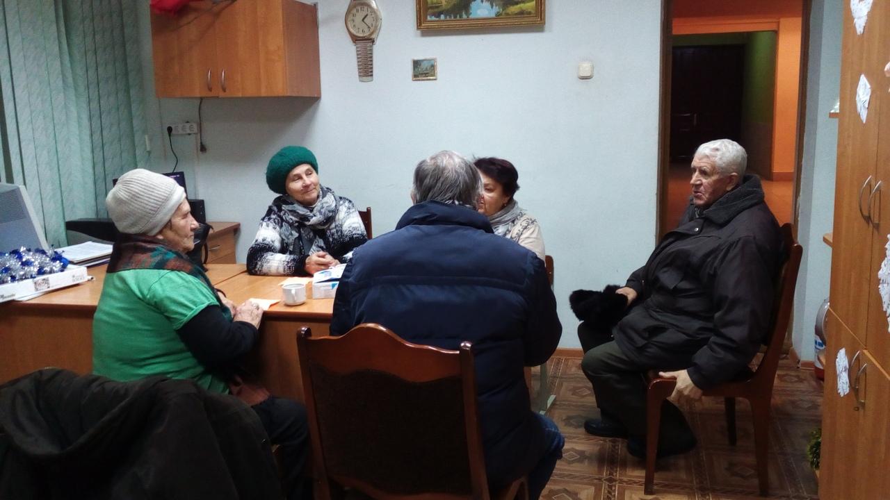 Мероприятия в доме культуры для людей пожилых адрес дома престарелых в нефтекамске