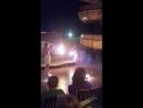 огненное шоу в отеле