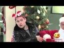 NAKED & FUNNY   Hot Christmas Photo Session ! Мужчинам не смотреть   опасно !