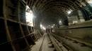 Почти готова коткрытию новая станция Большой кольцевой линии метро Савеловская
