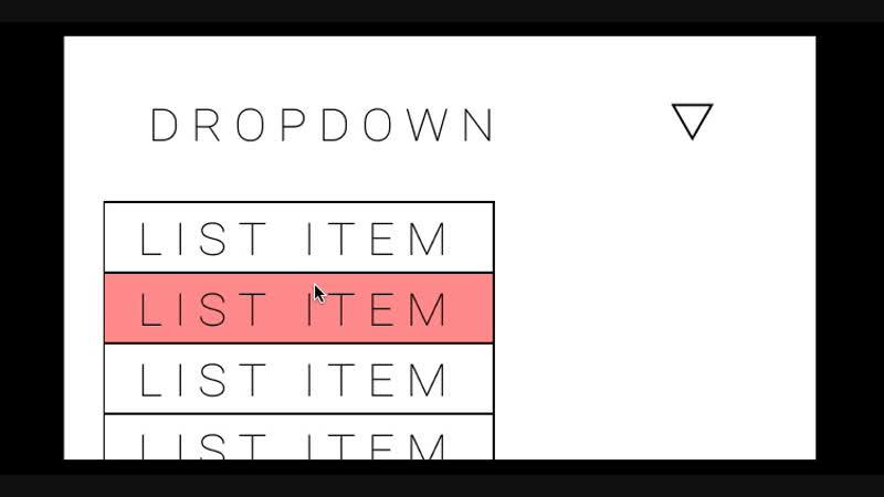 Figma Overlays — Изменить объект при наведении.