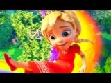 Принцесса и дракон: Тайна волшебного зеркала — Трейлер (2018) / Россия / Мультфильм / фэнтези / Мультик для детей