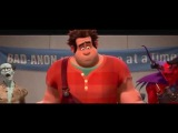 Wreck It Ralph - My Hero (I'm bad and that's good, I will never be good and that's not bad..)