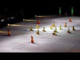 Туркменская команда фигуристов. Международный детский фестиваль танцев на льду 2013 ( часть 2)