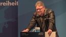 Guido Reil rockte am Aschermittwoch den Saal der AfD in Osterhofen.