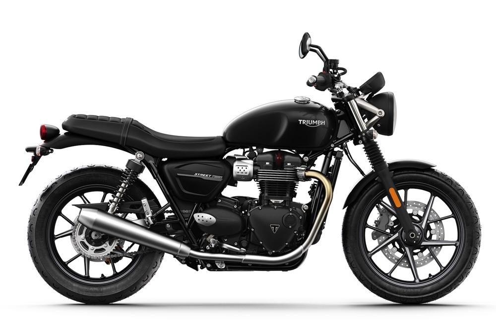 Мотоцикл Triumph Street Twin 2019