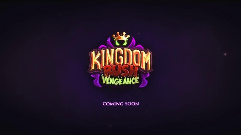 Kingdom Rush Vengeance Teaser (OFFICIAL)