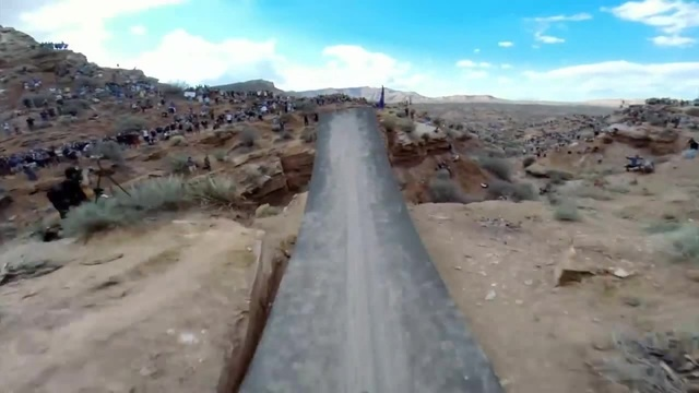 GoPro: Backflip Over 72ft Canyon - Kelly McGarry Red Bull Rampage 2013 coub
