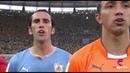 Himno Uruguay vs Colombia Brasil 2014