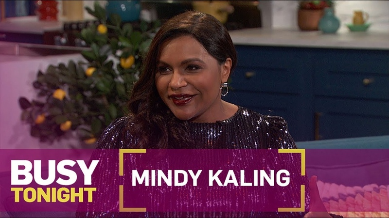 Mindy Kaling Tells Busy About Her Friendship With Oprah Winfrey   Busy Tonight   E!