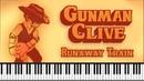 Synthesia Piano Tutorial Gunman Clive Runaway Train