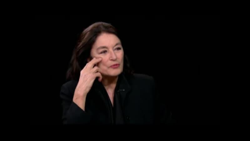 Charlie Rose Anouk Aimée